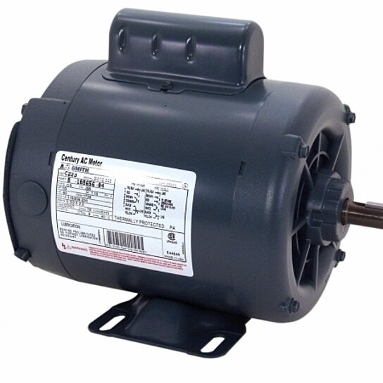 Buy century electric motor 1 2 hp 1725 rpm c645 by for 2 hp electric motor 1725 rpm