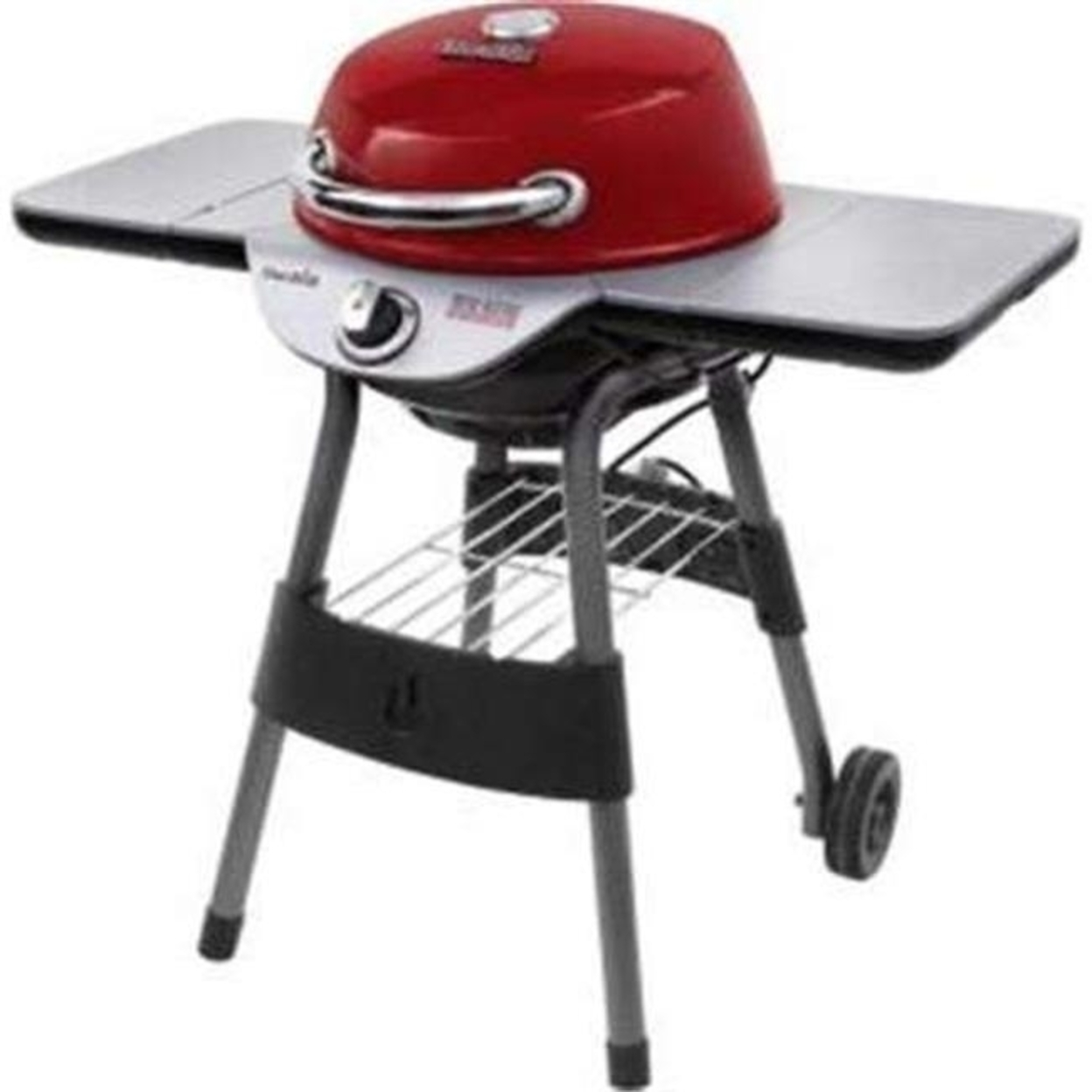 Char-Broil 17602047 Patio Bistro Electric Grill - Red 59f0c717e2246160ea6c4e4c