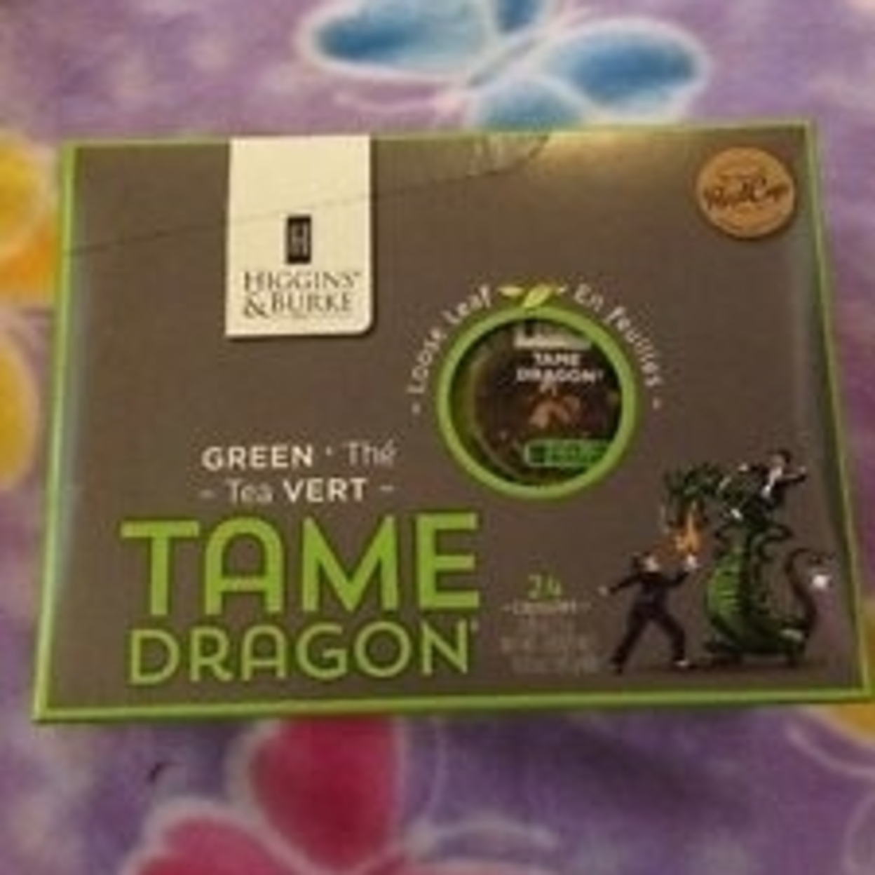 Coffee To You Hbrb3028814-24 Real Cup Tame Dragon ECO Cuptea, Pack of 24 59f0b75ce224615ade15ad3f