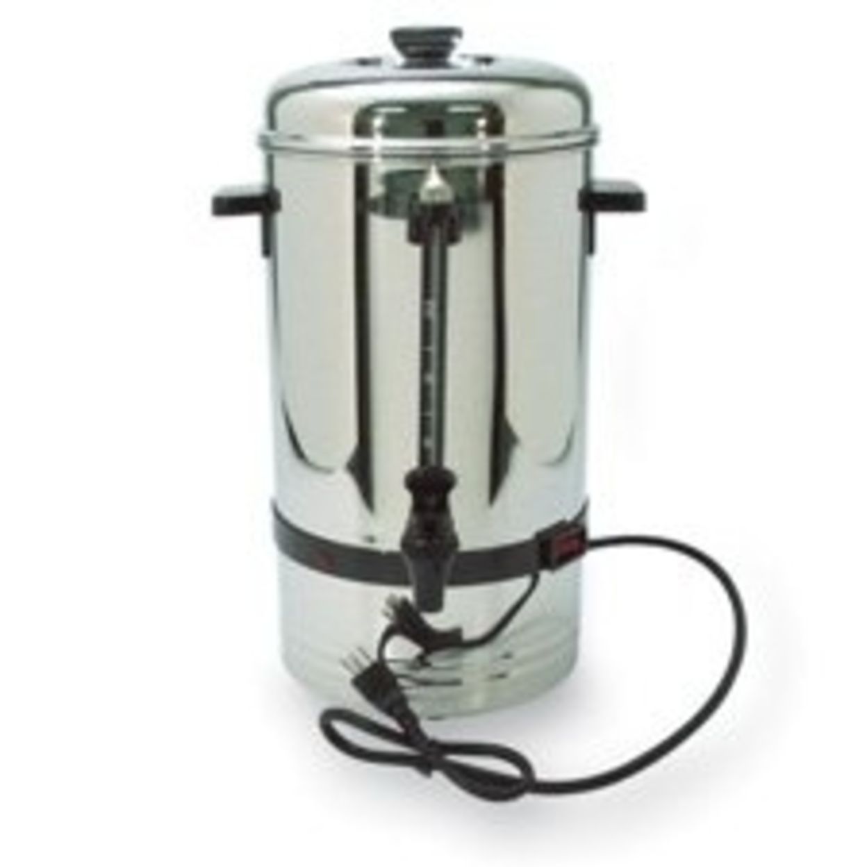 CoffeePro Cfpcp36 36 Cup Urn- High-Capacity- 11in.x11in.x18in.- Stainless Steel 5a3c19d2e22461686b072aeb