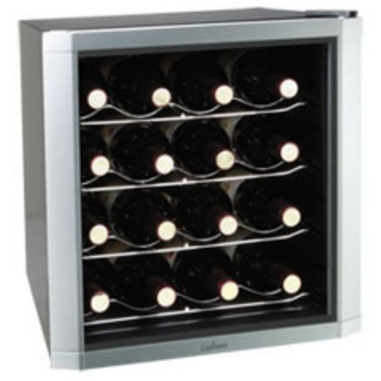 Culinair Wine Cooler 16 Bottle Thermoelectric - Silver - Aw162S