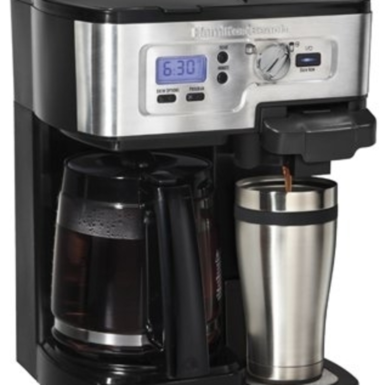 Hamilton Beach 49983 Flex Brew 2 Way Brewer 5a404509e224613c441aeadb