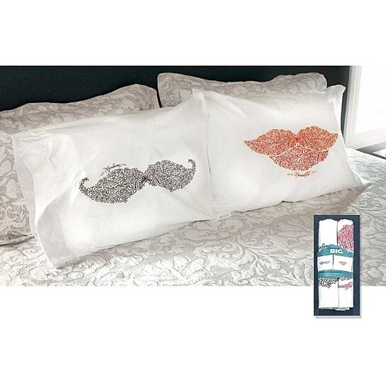 Buy Jozie B 200005 Dream Big Pillow Cases Pack Of 2 By