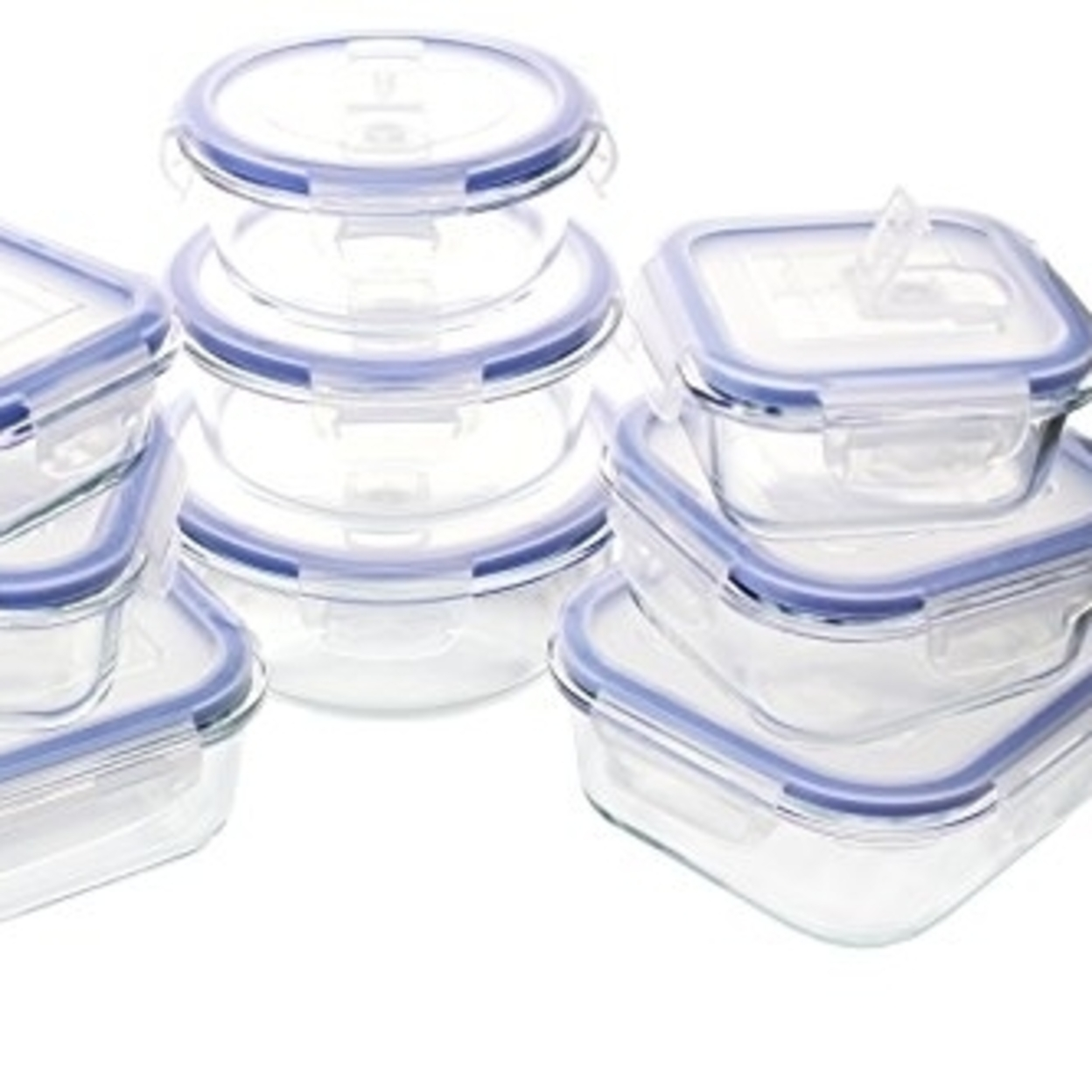 Kinetic 55047 Glasslock Oven Safe Glass Food Storage Container Set With Vented Lid 596d3a592a00e43e3356726b