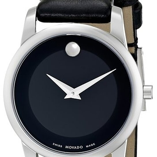 buy movado 0606503 womens museum stainless steel and