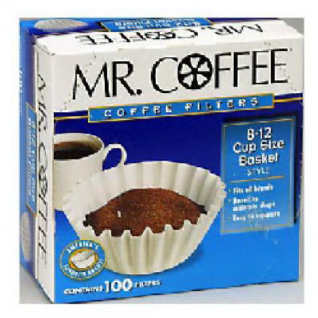 Mr. Coffee Uf500Pb Basket Filter 8-12 Cups - 500 Pack 5a3c83272a00e46acd5a12d5