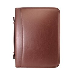 Natico Originals 60-PF-46 Executive Ringbinder Portfolio Brown