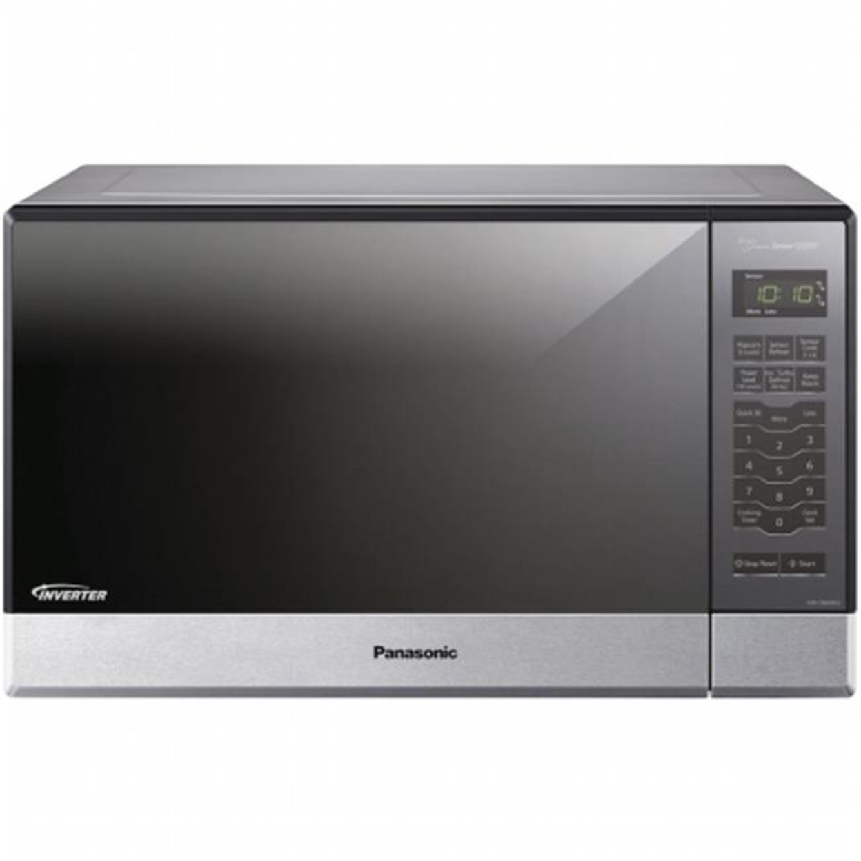 Panasonic Nn-Sn686S Countertop-Built-In Microwave Stainless - 1.2 cu ft.
