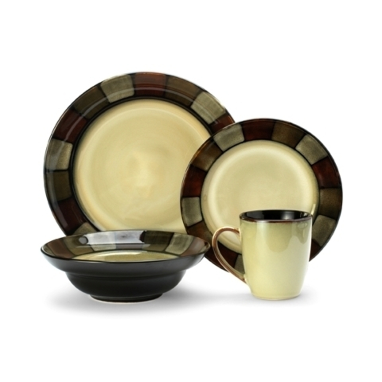 Pfaltzgraff Everyday Taos 16 Pieces Dinnerware set 596e25052a00e4592b63dc2d