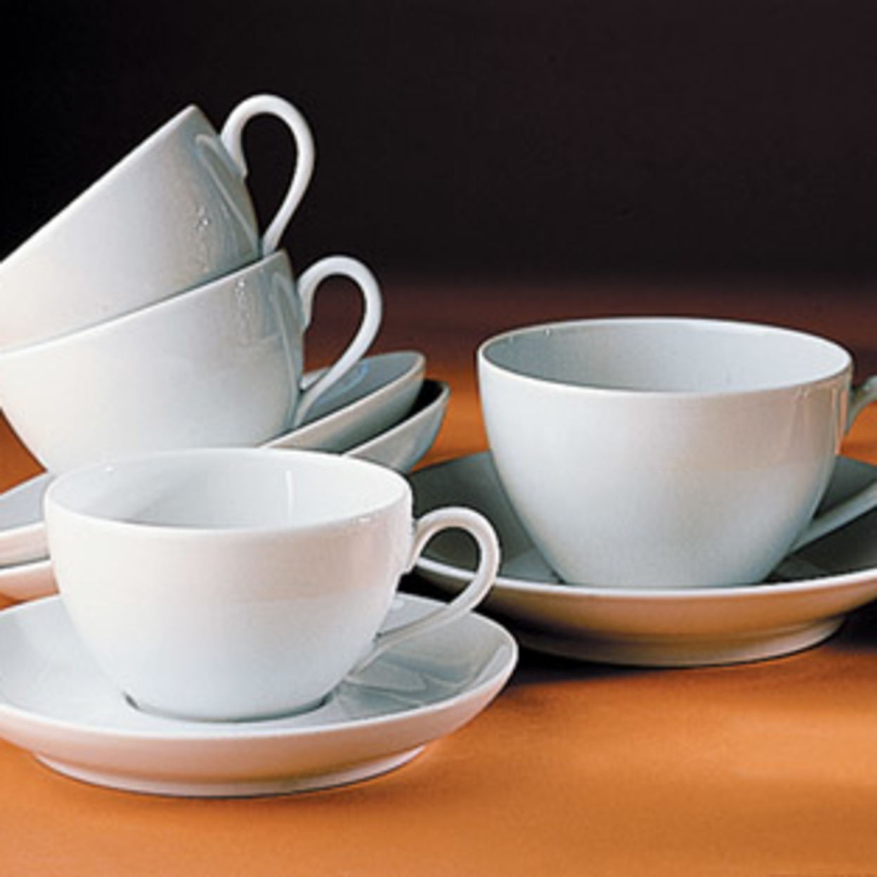 Pillivuyt 520913Bl Cecil Coffee Saucer (For Espresso Cup) 59f1f3dae224613af3343877