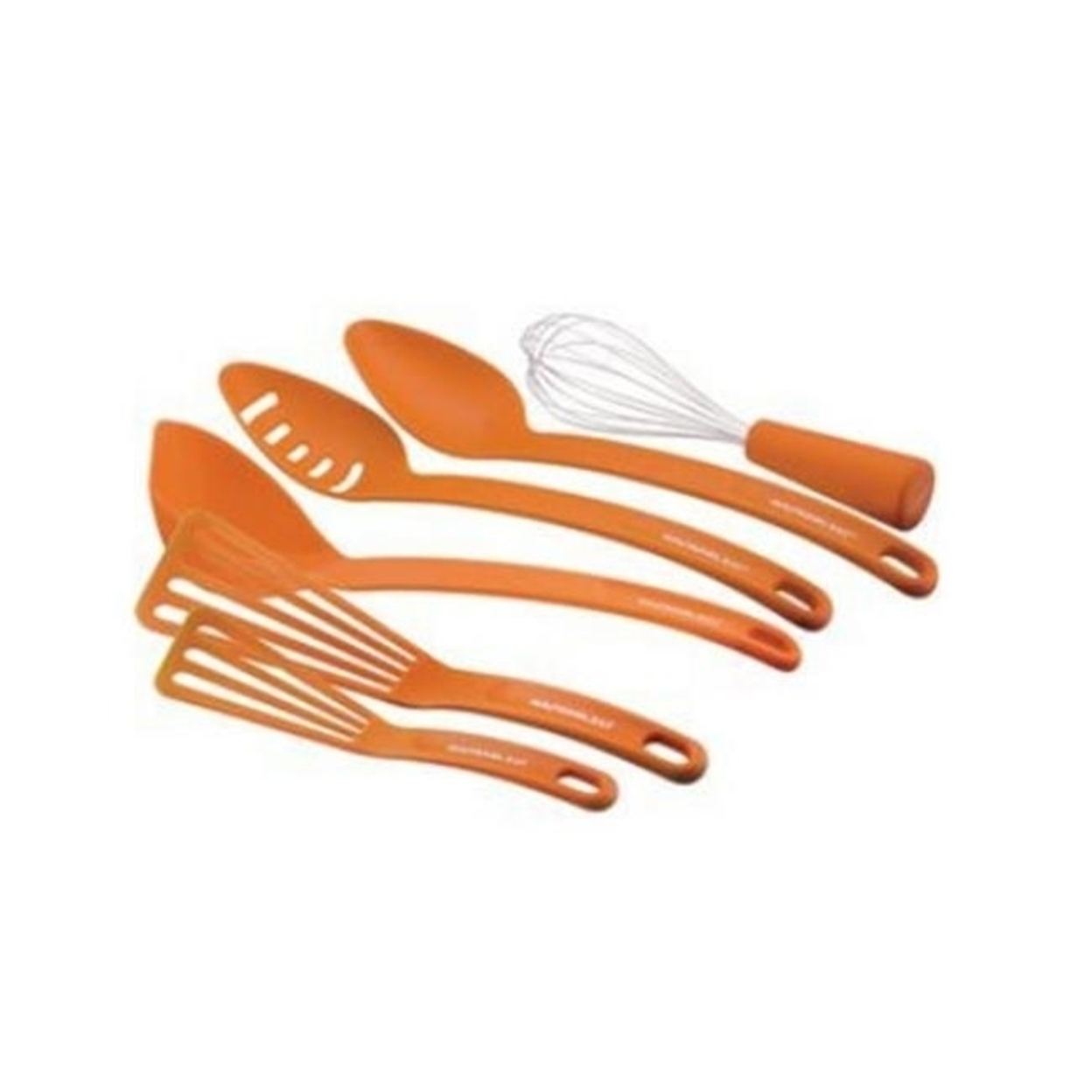 Rachael Ray 55737 Tools 6-Piece Tool Set Orange 596e27322a00e45920203044