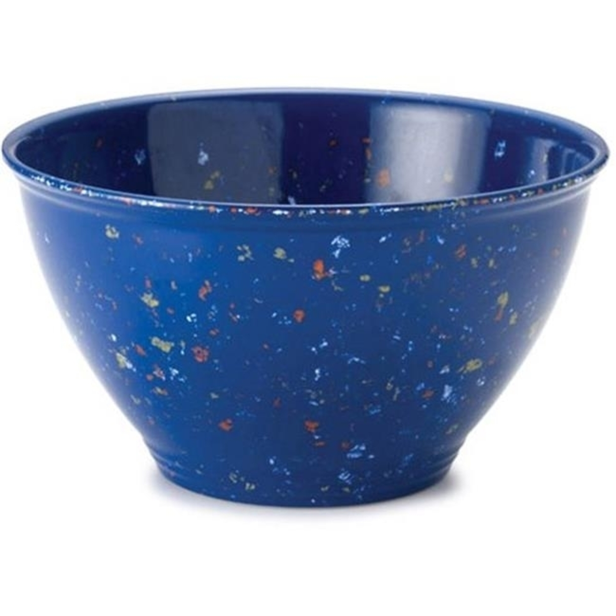 Rachael Ray 56661 Garbage Bowl with Rubber Foot - Blue - Blue 5a3c055a2a00e4310f152e9f