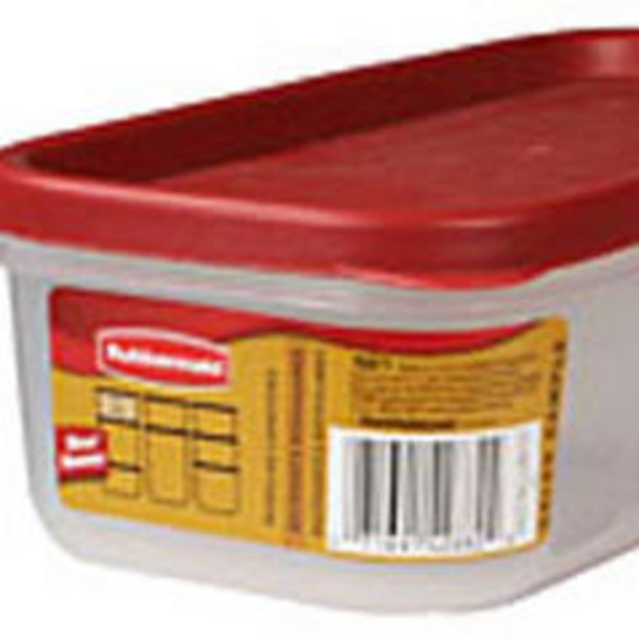 Rubbermaid 1776470 Dry Food Container, 5 Cup 5a3c82d12a00e4785c5b0526
