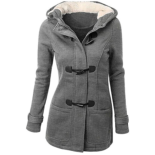 d73f4d4ff3970 Trending product! This item has been added to cart 46 times in the last 24  hours. Women s Plus Size Pea Coat