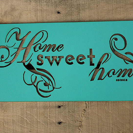 Wall Decor Under 20 : Buy home sweet old fashioned wall art housewarming