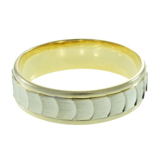 Buy god sterling silver wedding rings fish scale for men for Mens fishing wedding bands