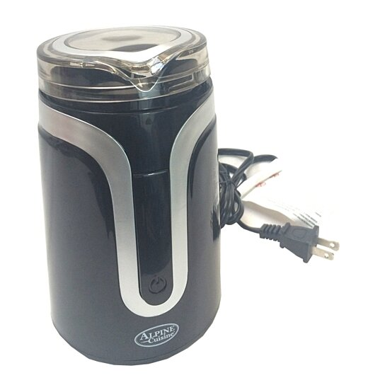 Buy alpine cuisine electric coffee grinder by lavohome on for Alpine cuisine coffee cups
