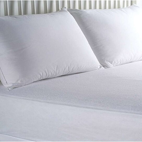 Buy cool breathable hypo allergic bed bug protection for Bed bug mattress and pillow protectors