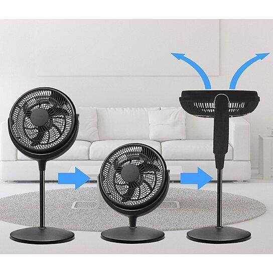 Buy Cool Breeze Floor Fan Energy Efficient Oscillating