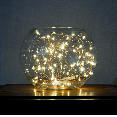 3m (9.8ft) Battery Powered Decorative Indoor String Lights - 2 pack