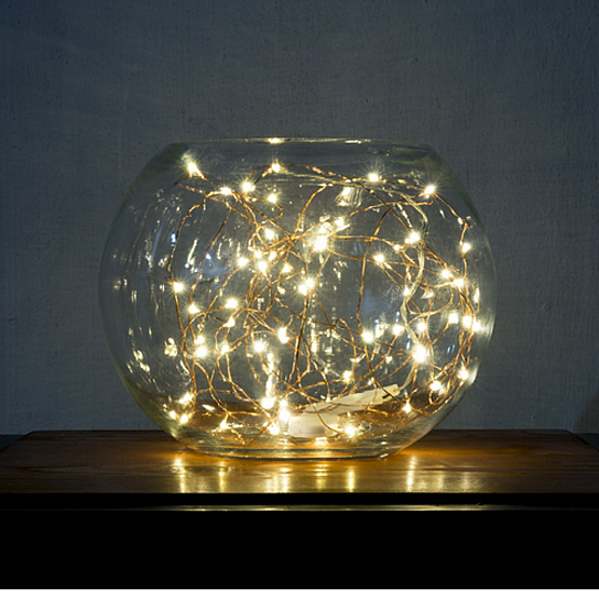 Unique Indoor String Lights : Buy 3m (9.8ft) Battery Powered Decorative Indoor String Lights - 2 pack by Unlimited Styles on ...