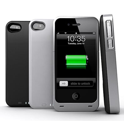 DX Plus Battery Case for iPhone 4 4S