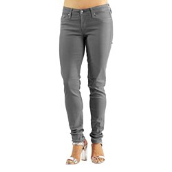 Dylan George Runaway Womens Colored Stretch Gray Jeans
