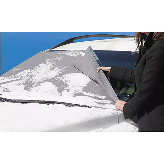 buy car windshield cover from winter snow by vecceli italy on opensky. Black Bedroom Furniture Sets. Home Design Ideas