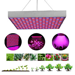 45W LED Grow Lights New Light Plant Bulbs Plant Growing Bulb for Hydroponic Aquatic Indoor Plants (225 LED )