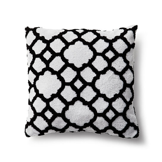 Jacquard Decorative Pillows : Buy Chantal Jacquard Decorative Pillow by VCNY Home on OpenSky
