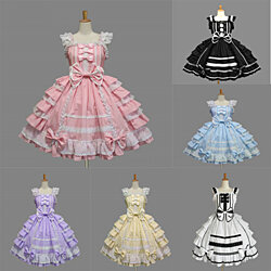 4ce47fdaf03 Angel Love Cosplay Costume Chiffon Dress Lolita Gothic Princess Maid Outfit