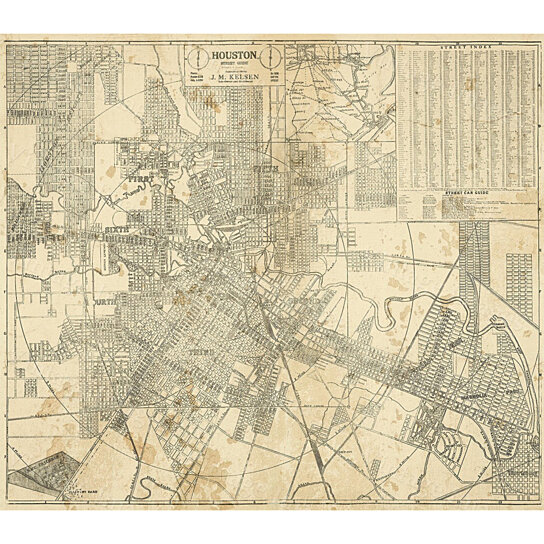 Old Map Of Texas.Houston Map Texas Old Map Of Houston Houston Tx Houston City Map Vintage Map Old Texas City Map Map Of Texas Six Sizes Up To 43