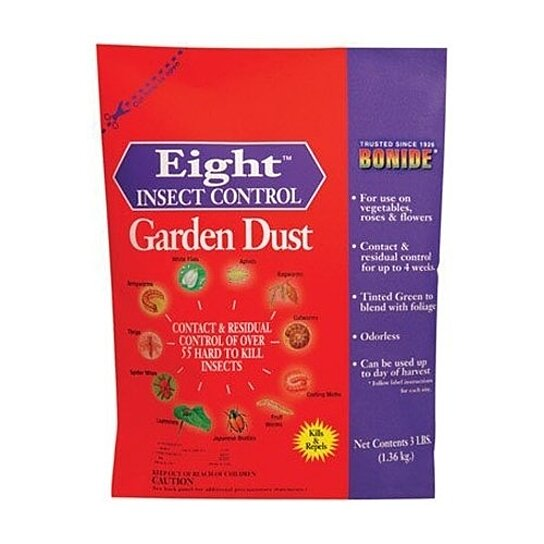 Buy Eight Insect Control Garden Dust By Virventures On Opensky