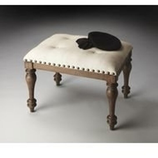 Buy Butler Home Decor Furniture Stool Finish Type Moderate