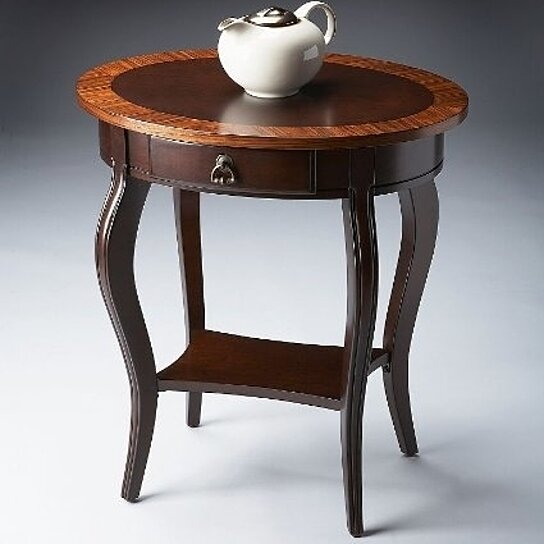 Buy Butler Home Decor Oval Accent Table Finish Type
