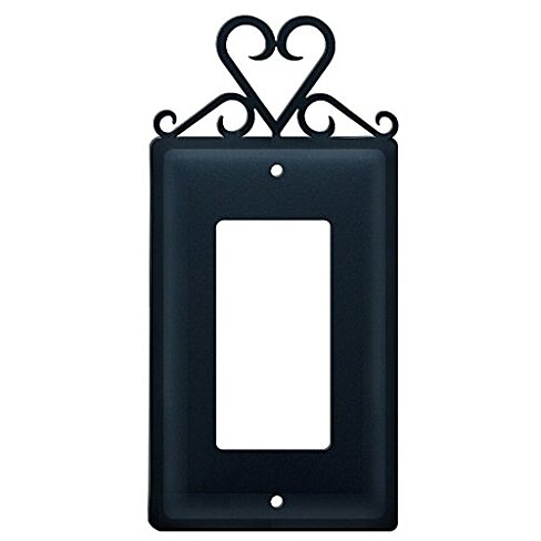 Buy Heart Light Switch Cover By Virventures On Opensky