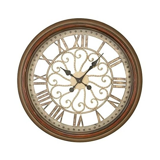Buy Mtl Wall Clock 24 Inches Diameter By Virventures On