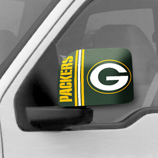 Buy Nfl Green Bay Packers Large Mirror Cover By Virventures On Opensky