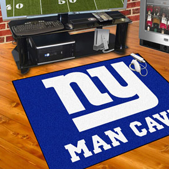 Ny Giants Man Cave Decor : Buy nfl new york giants man cave all star mat quot x by