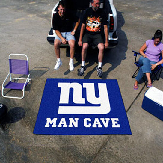 Ny Giants Man Cave Decor : Buy nfl new york giants man cave tailgater rug quot x