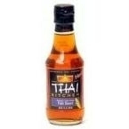 Buy thai kitchen sauce fish 7 oz pack of 12 by for Thai kitchen fish sauce