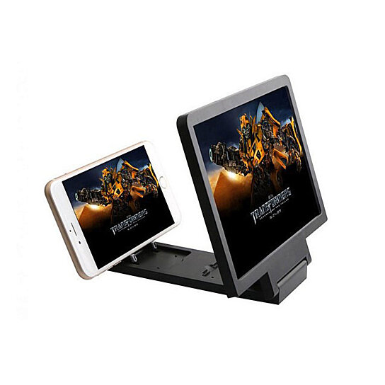 3D Screen Enlarger And Viewer For Your Smart Phone