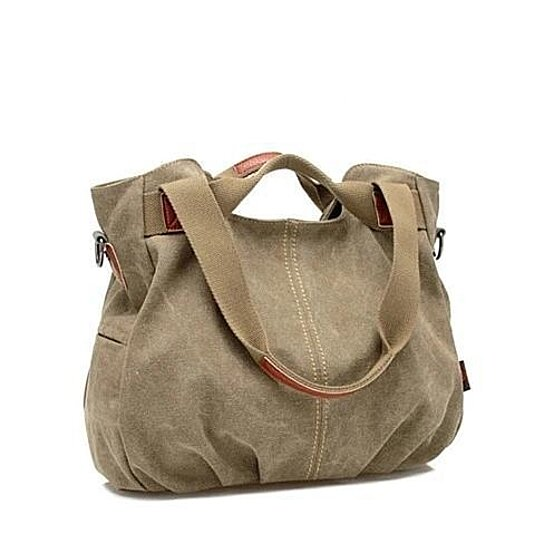Buy Canvas Satchel Handbag with Free RFID Case in 7 Colors by Vista Shops  on OpenSky 1058a7cf7002d