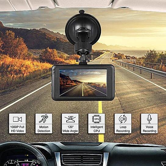 Black Box Dash Cam >> Black Box Dash Cam 1080p G Sensor Looping Car Camera