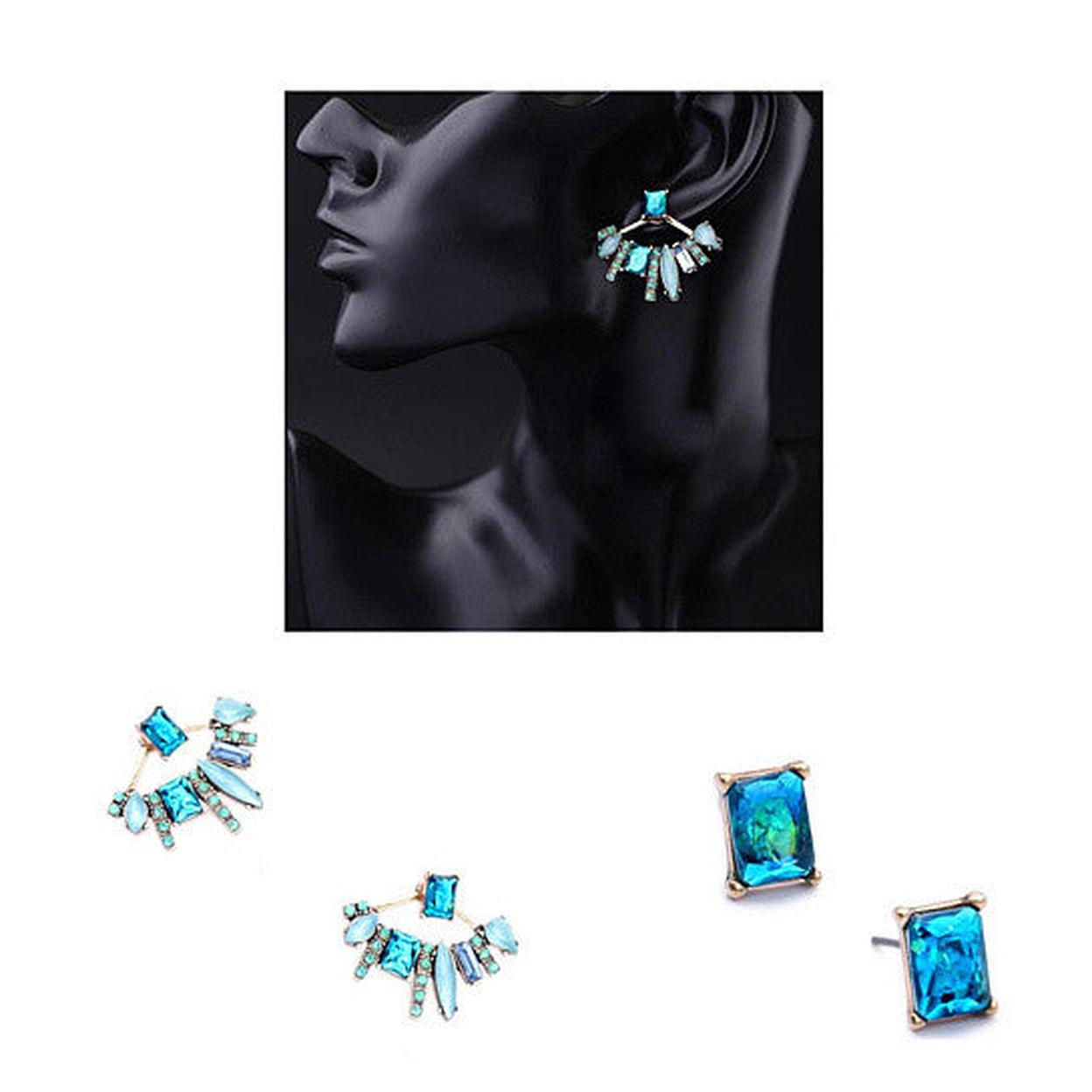 Something New Something Blue Earrings 586c23eb3474d77b687b319d