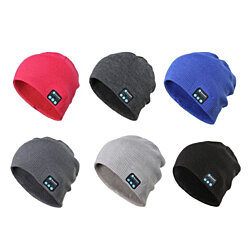 Bluetooth 4.1 Wireless Musical Beanie Hat