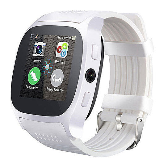 8c2670b058e Trending product! This item has been added to cart 84 times in the last 24  hours. Bluetooth Smart Wrist Watch Phone Mate GSM SIM For Android ...