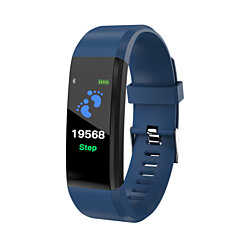 Color Burst OLED Smart Watch Fitness and GPS Tracker