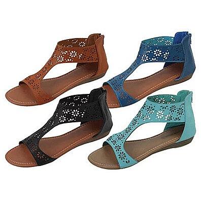 6a1b3b012a1 Crazy Daisies Open Toe Ankle Strap Sandals · Vista Shops ·  59.95 ·  Comfortable Cross Band Alexa Wedge · J. Adams