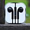 Ergonomic Stereo Earbuds for your smart phone with remote and mic